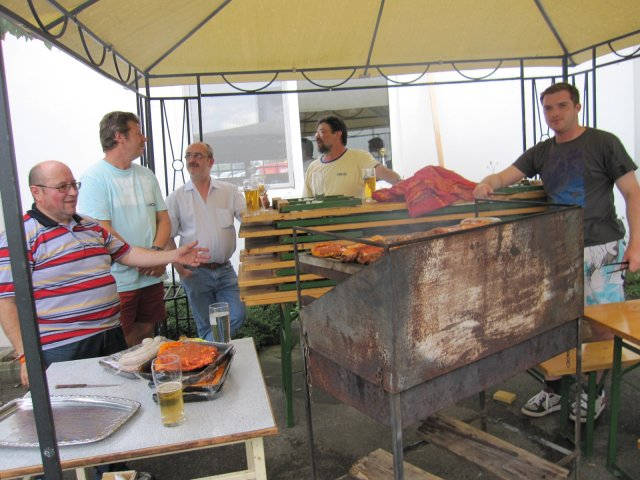 Unsere Grill-Chefs